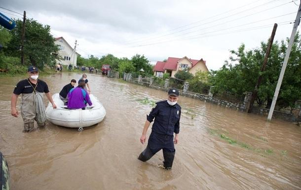 Минфин: Убытки от стихий нарастают из года в год