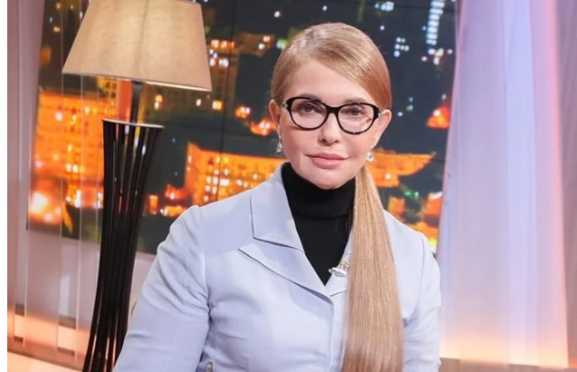 Тимошенко сделала обращение к Зеленскому из-за его опроса