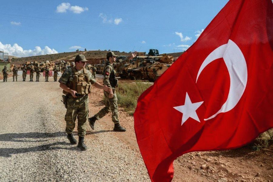 Турецкие войска заняли новые позиции в Сирии, подступив в упор к россиянам