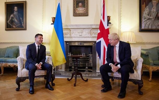 Украина и Британия подписали новое соглашение о свободной торговле