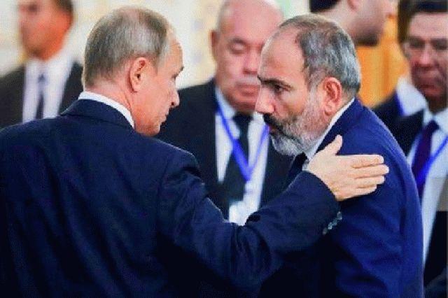Пашинян объяснил свой отказ от варианта Путина