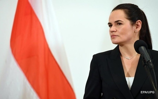 Тихановская определилась с позицией о принадлежности Крыма