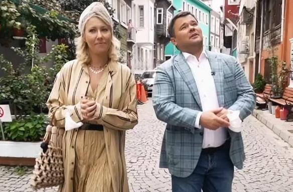 Собчак и Богдан поговорили о роли Путина в уничтожении рейса MH17