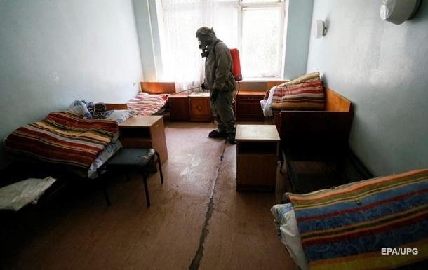 В Украине вновь рекордное число смертей от COVID