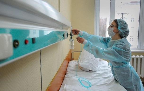 В трех городах Украины обустроят мобильные COVID-госпитали