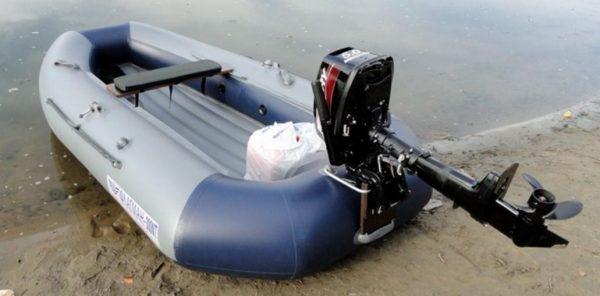 Качественные лодки из ПВХ под мотор