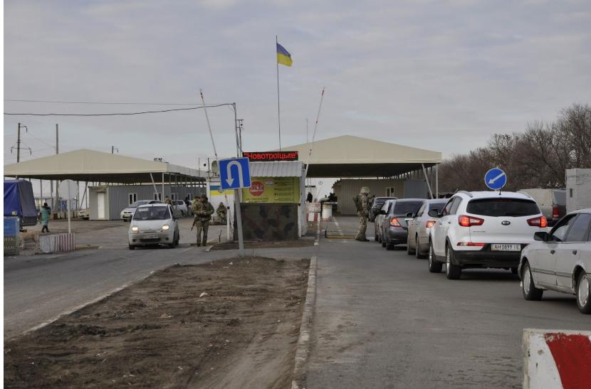Украина и РФ обсудили условия разблокирования КПВВ на Донбассе