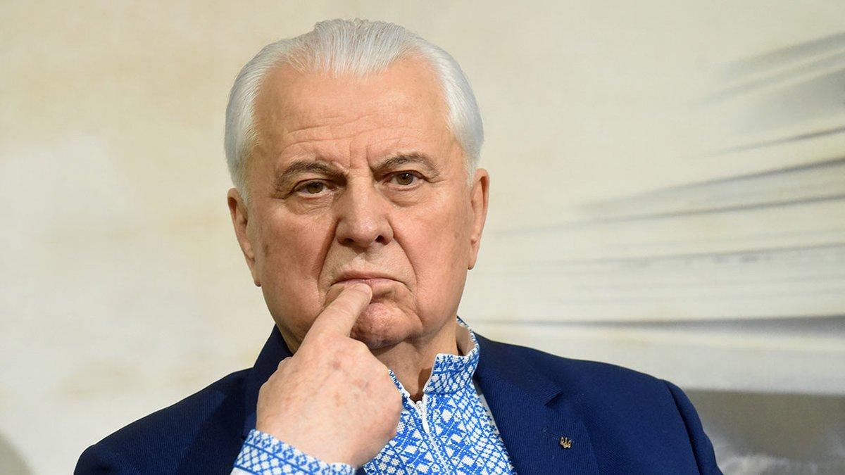 Кравчук назвал главное условие достижения мира на Донбассе