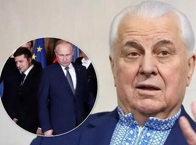 Кравчук объяснил, почему Путин согласится на план Киева по Донбассу