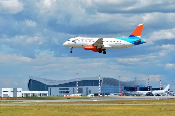 Украина арестовала 44 пассажирских самолета РФ