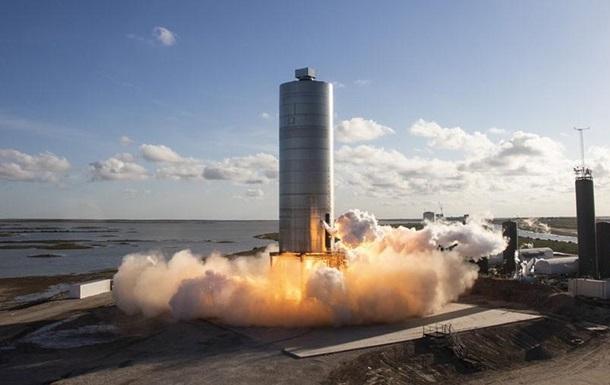 Испытания ракеты Илона Маска закончились провалом