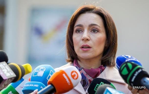 На выборах президента Молдовы Санду победила Додона
