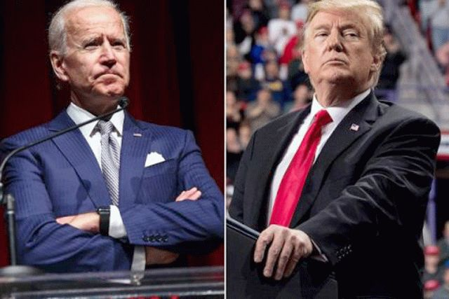 Появились первые результаты президентских выборов в США