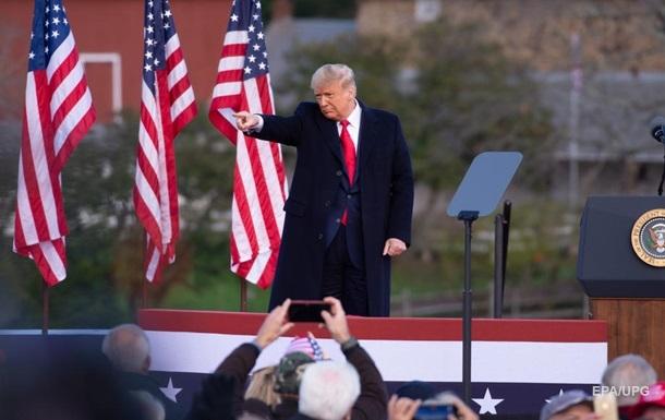 Трамп заявил, что Байден хочет ввести локдаун в США на годы
