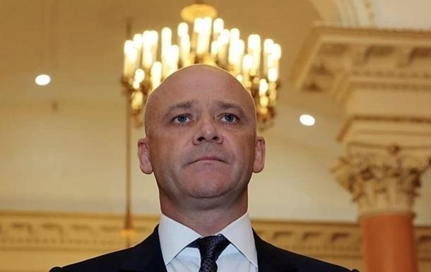 Мэром Одессы остается Труханов: данные экзитпола