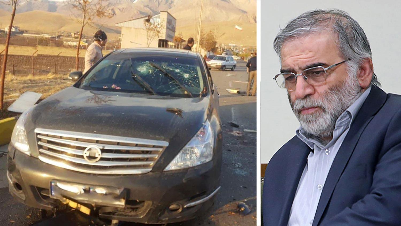 Тегеран обвинил США и Израиль в убийстве иранского ядерщика