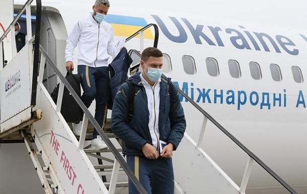 Новое тестирование показало, что все футболисты сборной Украины здоровы