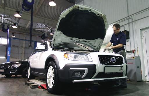 Профессиональный и высококачественный ремонт Volvo в Москве
