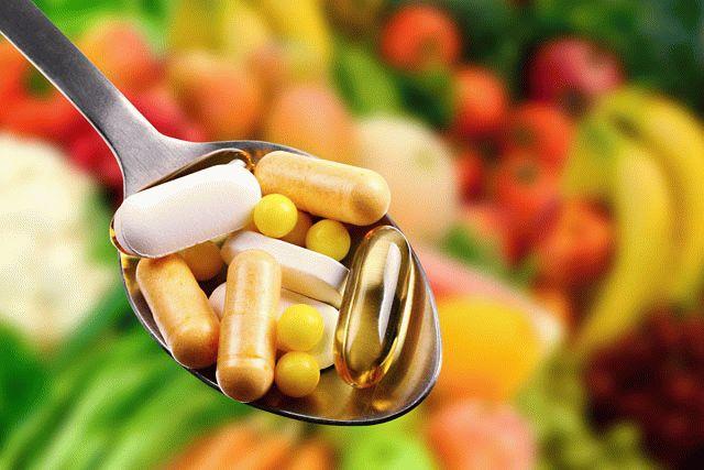 Витамины и микроэлементы желательно принимать в определенные часы
