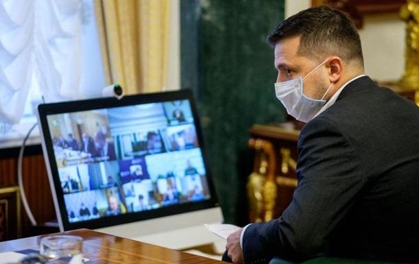 Зеленский сообщил, что заразился коронавирусом