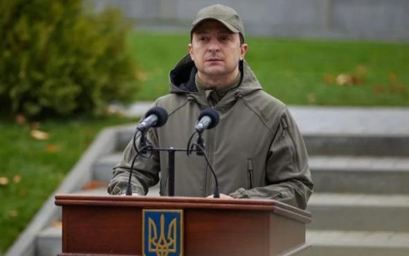 Зеленский заявил, что Украина проведет полную деоккупацию ОРДЛО