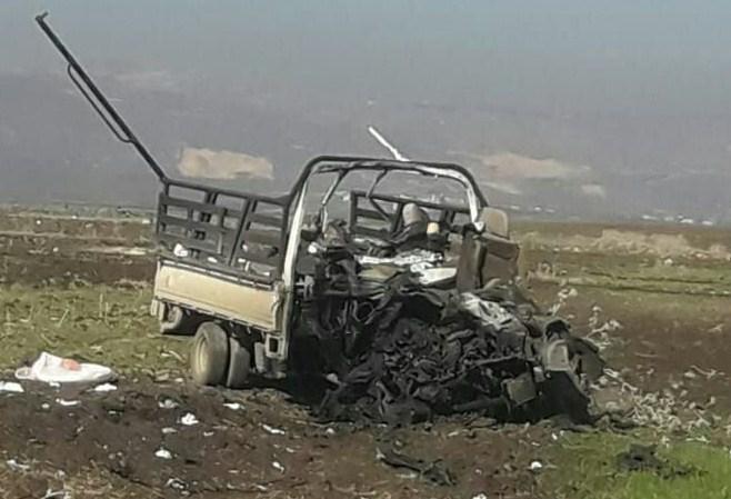 В Сирии по позициям российских военных нанесены артиллерийские удары