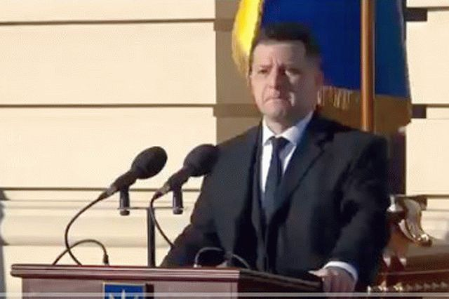 Президент Украины высказался об успехах перемирия на Донбассе
