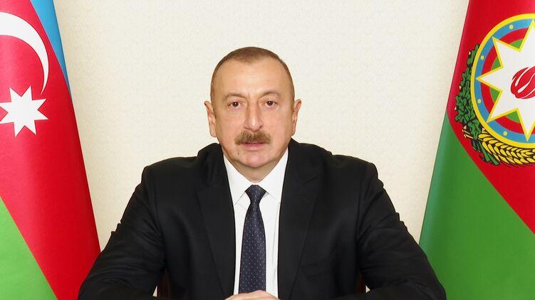Алиев потребовал у Армении новые территории