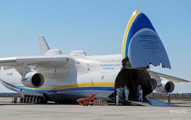 Украина ради получения вакцины от COVID предложит ее производителям самолет «Мрия»