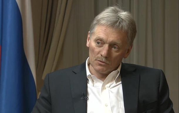 В Кремле отреагировали на обвинение в повторном отравлении Навального