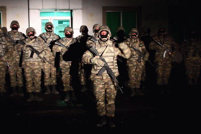Азербайджанские войска заняли очередной район Нагорного Карабаха, видео