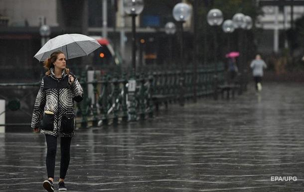 В Украину идут потепление и дожди