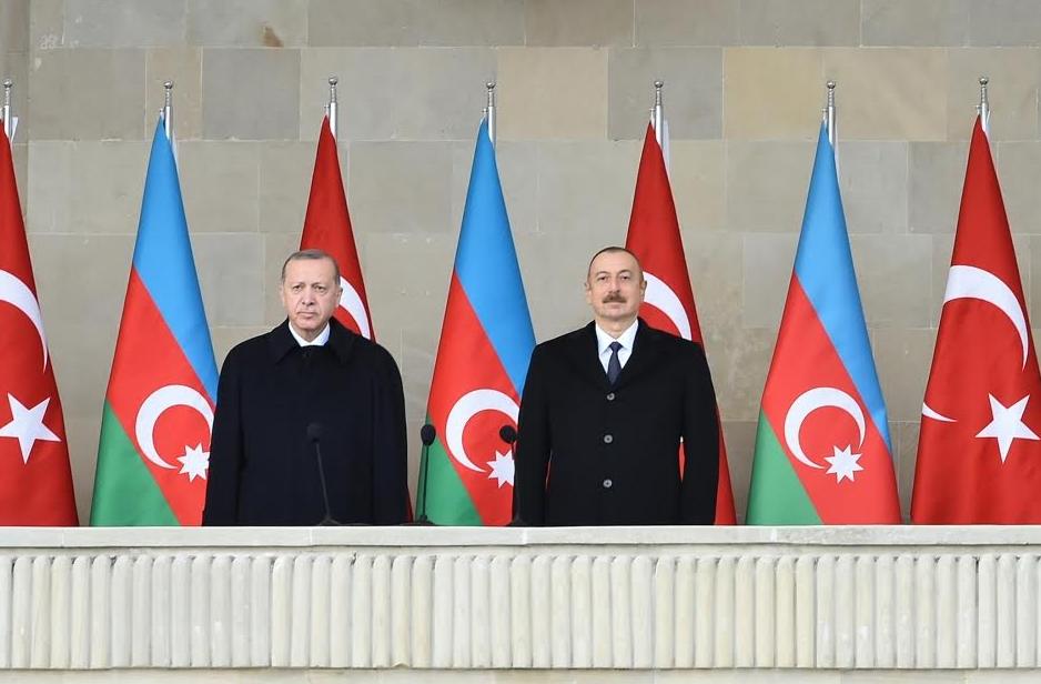 Эрдоган предложил России создать союз шести государств