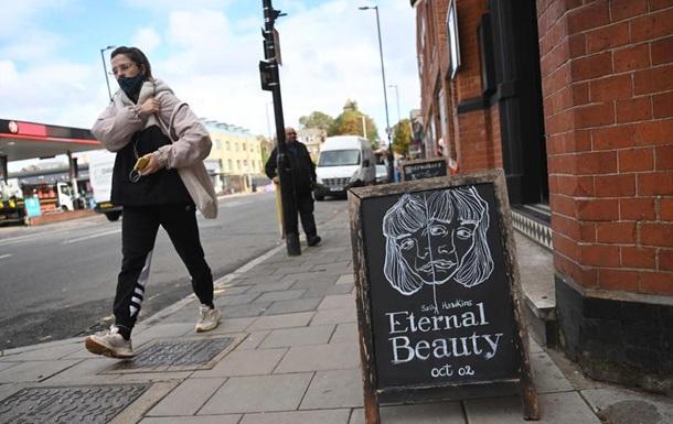 В Британии рекордная смертность от коронавируса за восемь месяцев