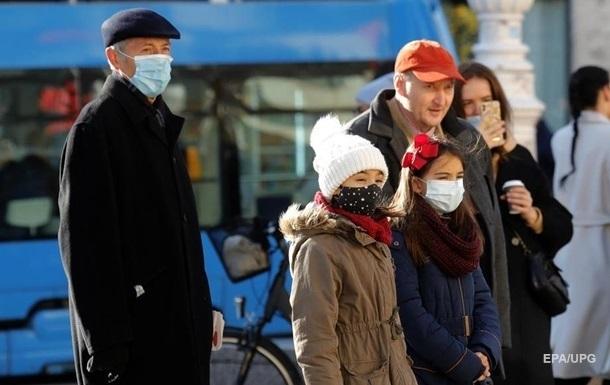 В Украине резко снизился уровень заболеваемости коронавирусом