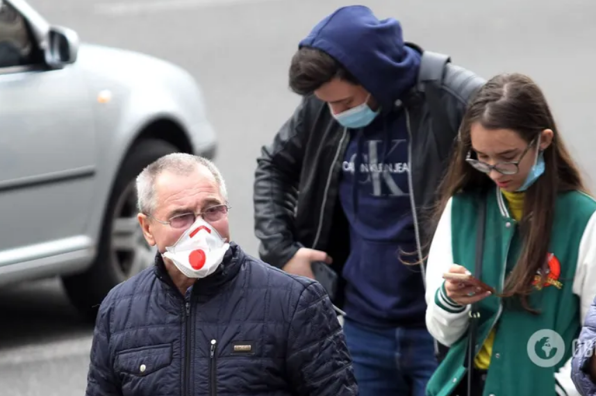 В Украине коронавирусом заразились более 12.6 тысяч человек за сутки