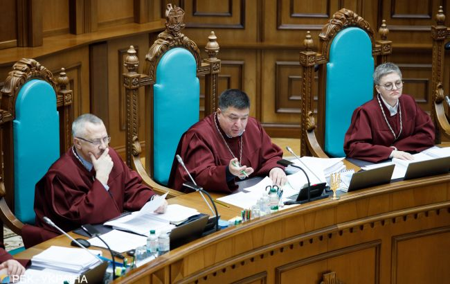 В КСУ ответили на указ президента об отстранении Тупицкого