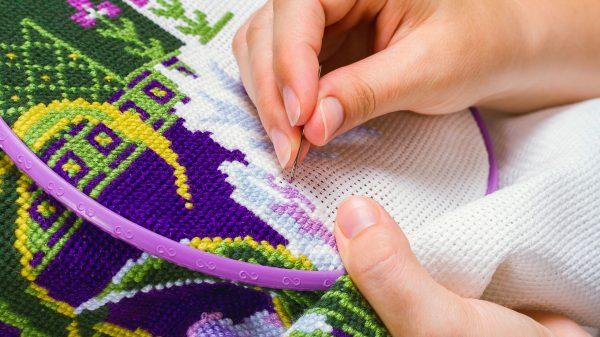 Приобрести качественную схему для вышивки
