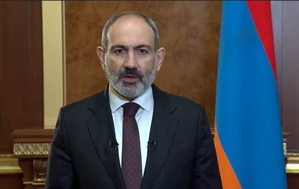 Пашинян предложил вариант своей отставки