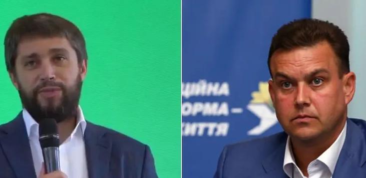 В Кривом Роге на выборах мэра проиграл кандидат от «Слуги народа»