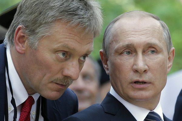Песков рассказал, как Путин пытается победить Украину