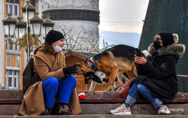 В Украине на выходные ожидаются осадки и небольшой мороз