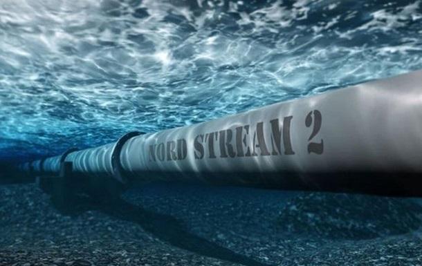 Достроен участок «Северного потока-2» в водах Германии