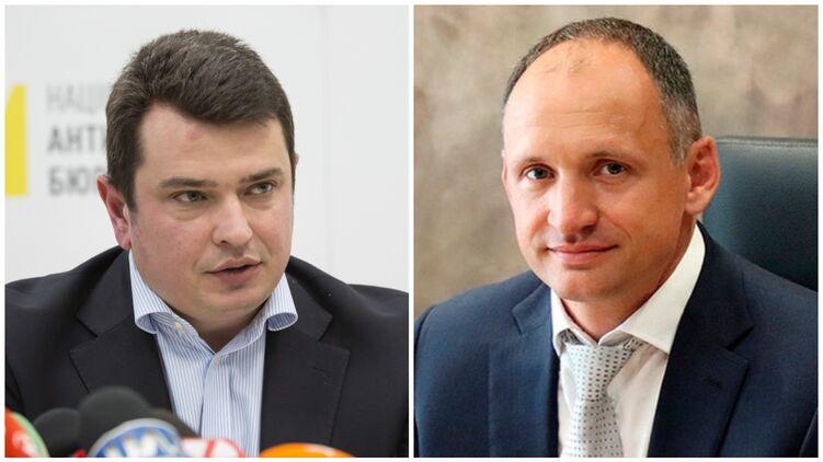 Татаров заявил, что подает в суд на Сытника