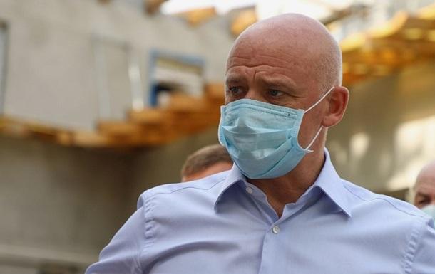 Мэр Одессы Геннадий Труханов заболел коронавирусом
