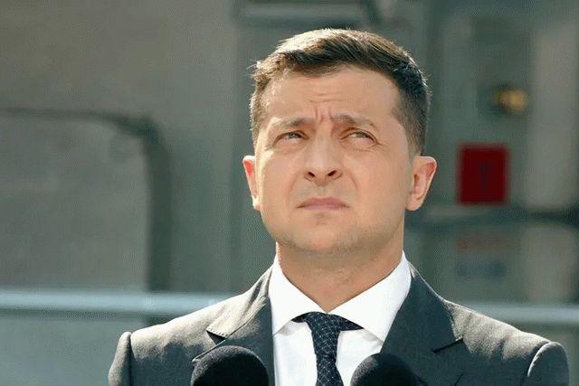 У Зеленского объяснили, почему президента признали «разочарованием года»