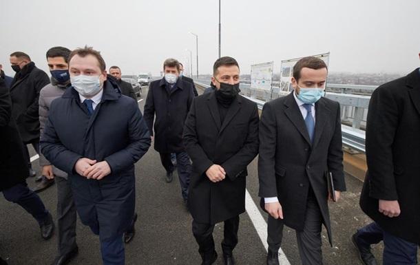 Зеленский заявил, что в 2021 построят самую длинную дорогу в стране