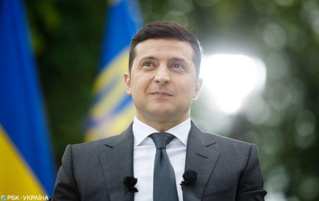Зеленский заявил о желании построить в Украине Диснейленд и Голливуд