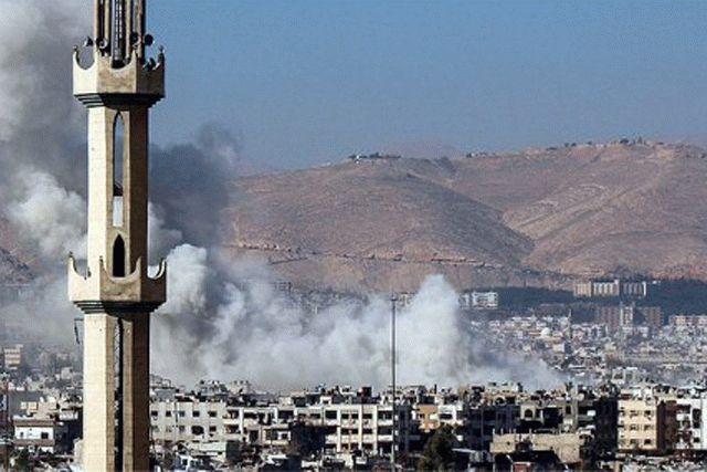 В Сирии израильская авиация нанесла потери российским военным