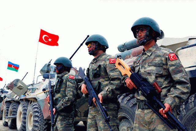 Российские военные в Карабахе стали заложниками